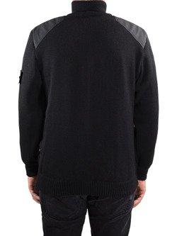 Sweter JOHN DOE Zip Big Logo