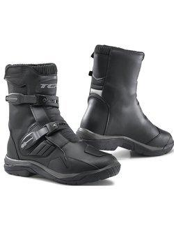 Szosowo-turystyczne buty motocyklowe TCX Baja MID Waterproof czarne