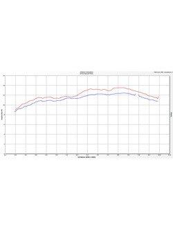 Tłumik Arrow KTM 1290 SuperDuke R [14-16] [Race-Tech, Tytan + carbon]