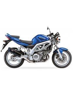 Tłumik motocyklowy IXIL HEXOVAL XTREM BLACK EVOLUTION XOVE (BOLT ON) Suzuki SV 1000 S/ N [03-05] - na lewą stronę
