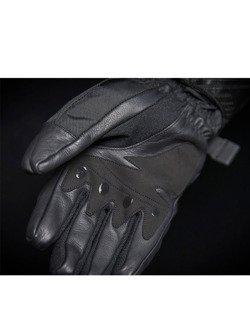 Wodoodporne rękawice motocyklowe Patrol 2 Icon