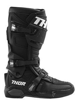 Zestaw pasków do butów Thor Radial czarne