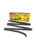 KTM EXC-F 250/SIX DAYS [14-15]/EXC-F 350/SIX DAYS [12-15]/ SX-F 505 [07-09] zestaw napędowy DID520 VX2 PRO - STREET( X-ring super - wzmocniony) zębatki SUNSTAR