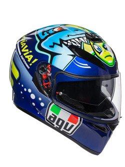 Kask integralny AGV K3 SV Rossi Misano 2015