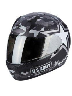 Kask integralny Scorpion EXO-390 ARMY