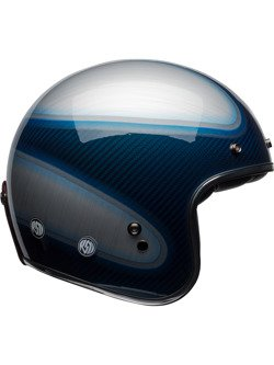Kask otwarty BELL CUSTOM 500 CARBON JAGER CANDY