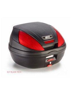Kufer centralny GIVI E370N Monolock® [uniwersalna płyta montażowa w zestawie; pojemność: 39 litrów]