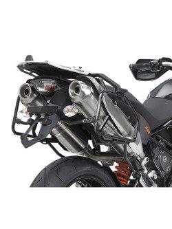 Stelaż boczny KAPPA do szybkiego montażu MONOKEY® RETRO FIT KTM Adventure 1050 [15-16]/ 1090 [17']/ 1190/ R [13-16]/ Super Adventure 1290 [15-16]