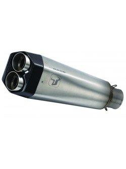 Tłumik motocyklowy IXRACE typ M9 Inox [Slip On] Suzuki GSX-R 250/ DL 250 V-Strom [17-]