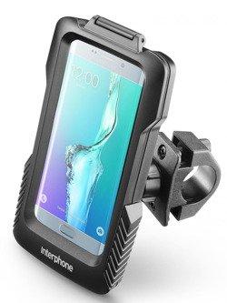 Uchwyt na kierownicę INTERPHONE z etui do Galaxy S6 Edge Plus/ Note 4/3
