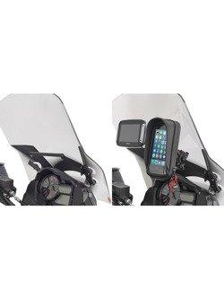 Wspornik GIVI do uchwytów pod S902A/ S920M/ S920L oraz smartfon/ GPS Suzuki DL 1000 V-Strom [14-18]