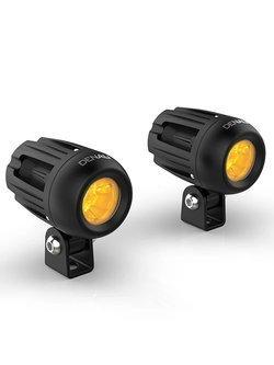 Zestaw LED DENALI 2.0 DM TriOptic Light z technologią DataDim + soczewki bursztynowe