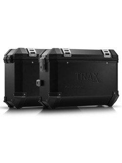 Zestaw: kufry boczne + stelaże TRAX ION SW-MOTECH 45/45 L/R do motocykla DUCATI Multistrada 1260 / S / S D|Air / Pikes Peak (18-19) [pojemność 2 x 45 ltr]